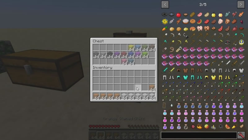 Item Scroller Mod Screenshot 4