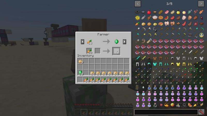 Item Scroller Mod Screenshot 6