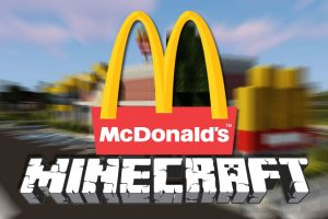 McDonald's Map for Minecraft