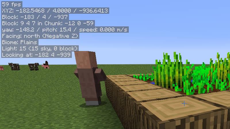 MiniHUD Mod Screenshot 3