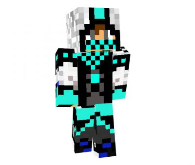 Nitro Clan Skin for Minecraft