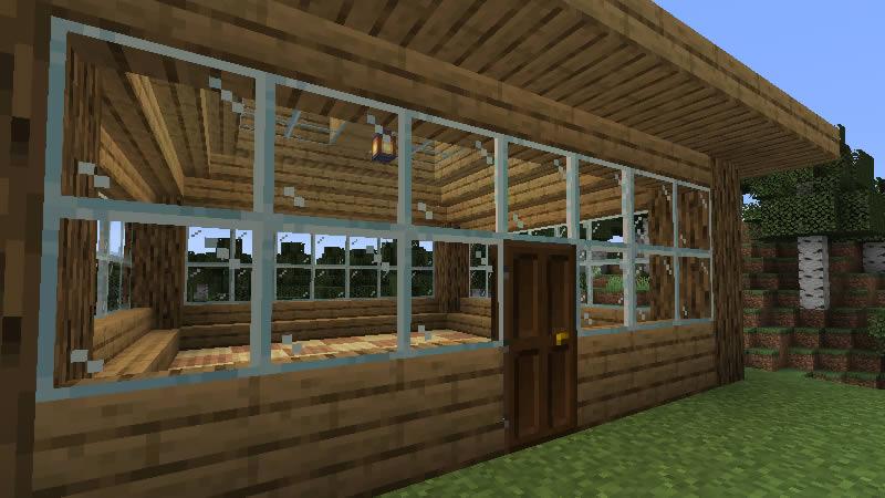 Pane In The Glass Mod Screenshot 3
