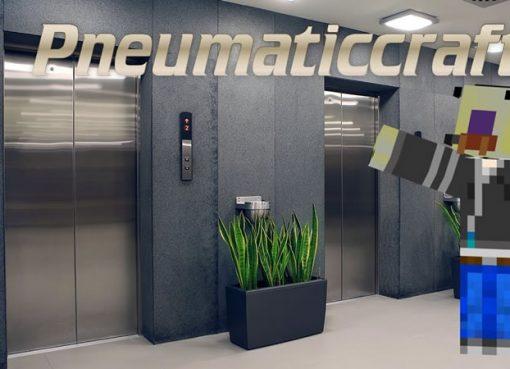 PneumaticCraft Repressurized Mod for Minecraft