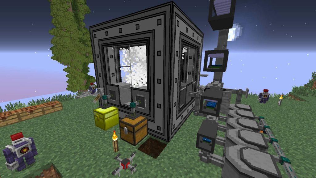 PneumaticCraft Repressurized Mod Screenshot