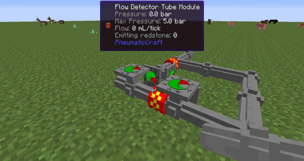 PneumaticCraft Repressurized Mod Screenshot 2