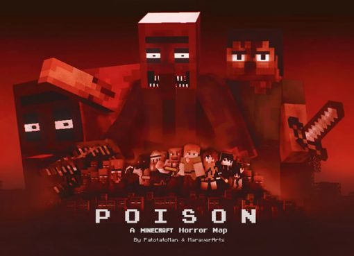 Poison Map for Minecraft