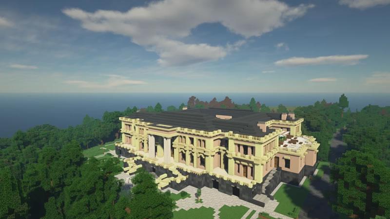 Putins Palace Map Screenshot 2