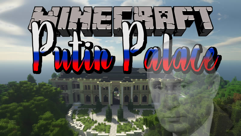 Putin's Palace Map for Minecraft