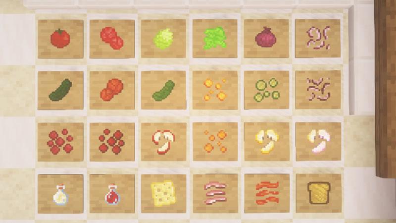 Sandwichable Mod Screenshot 6