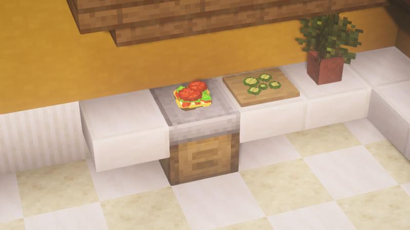Sandwichable Mod Screenshot