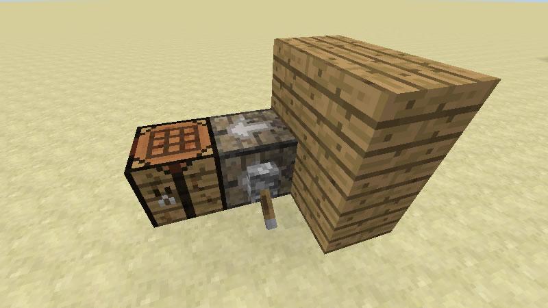 Structured Crafting Mod Screenshot 2