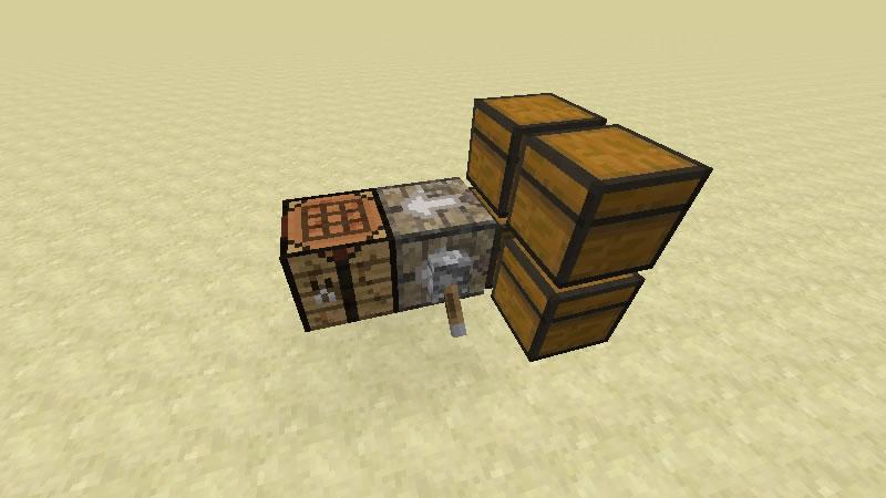 Structured Crafting Mod Screenshot 3