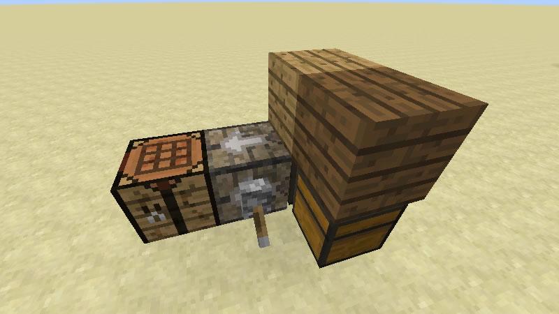Structured Crafting Mod Screenshot 4