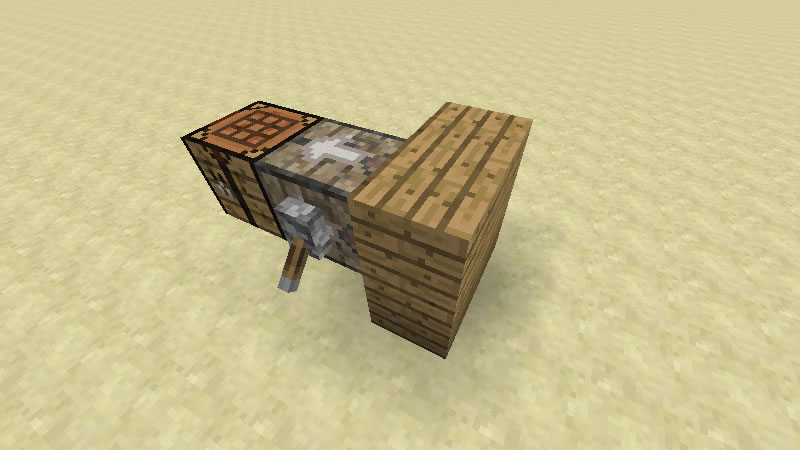 Structured Crafting Mod Screenshot