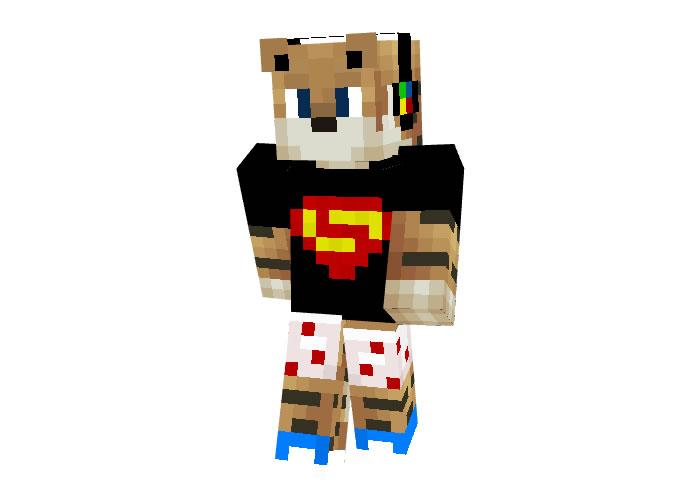 Super Tiger Skin