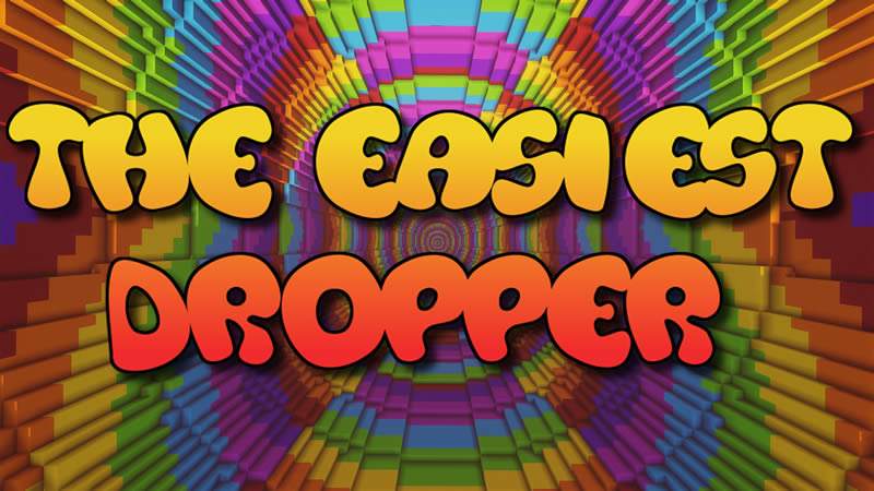 The Easiest Dropper Map for Minecraft