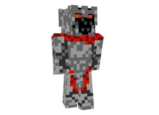 The Overlord Skin for Minecraft Boys