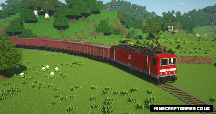 Trains Mod Screenshot 2