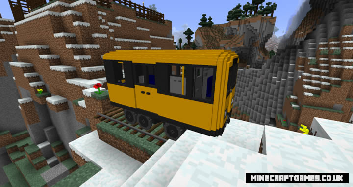 Trains Mod Screenshot 3