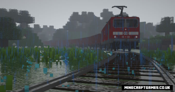 Trains Mod Screenshot
