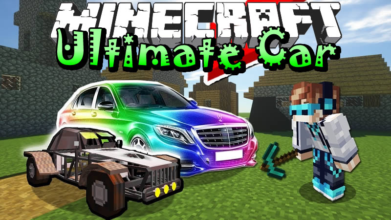 Ultimate Car Mod for Minecraft