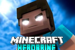 Minescraft Herobrine