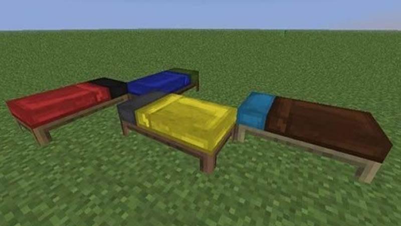 Bed Benefits Mod Screenshot 2