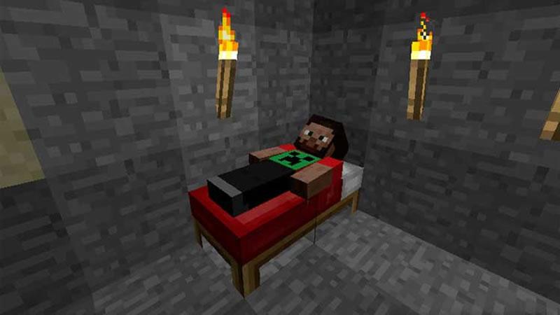 Bed Benefits Mod Screenshot