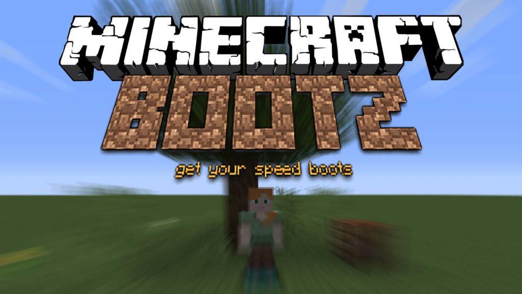 BootZ Mod for Minecraft