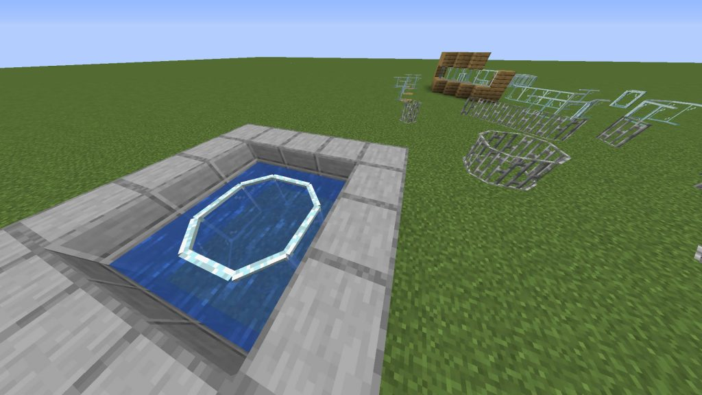 Diagonal Panes Mod Screenshot 2