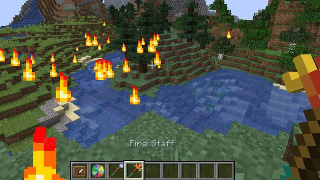 Elementary Staffs Mod Screenshot 2