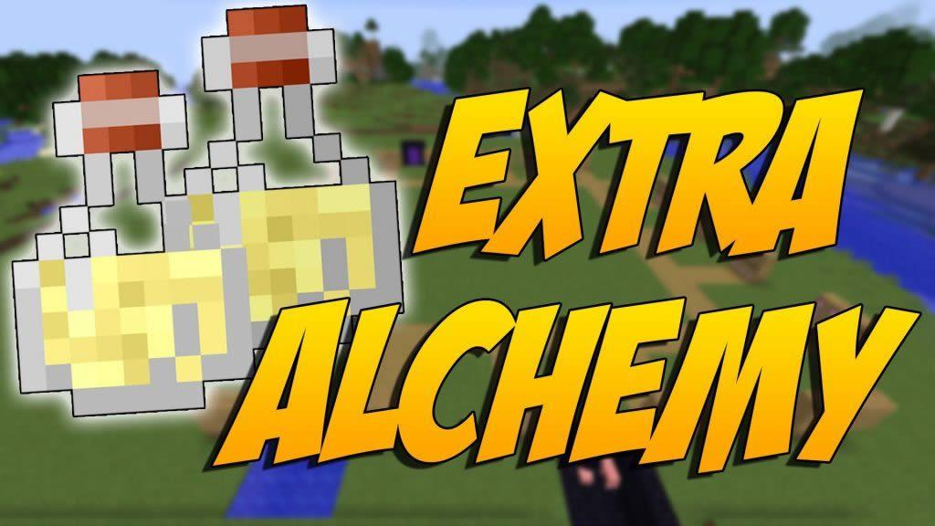 Extra Alchemy Mod for Minecraft