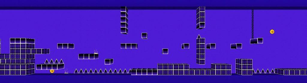 Geometry Dash Map Screenshot 2