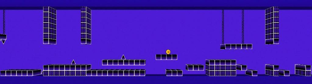 Geometry Dash Map Screenshot 3