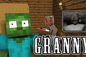 Granny Map for Minecraft
