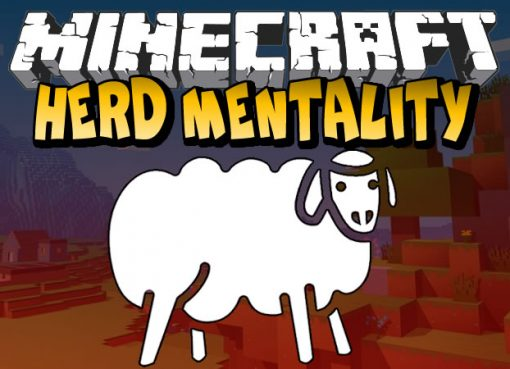 Herd Mentality Mod for Minecraft