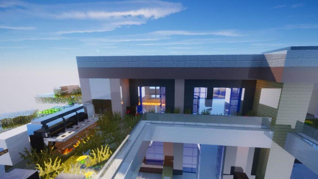 High Tech House Map Screenshot 2