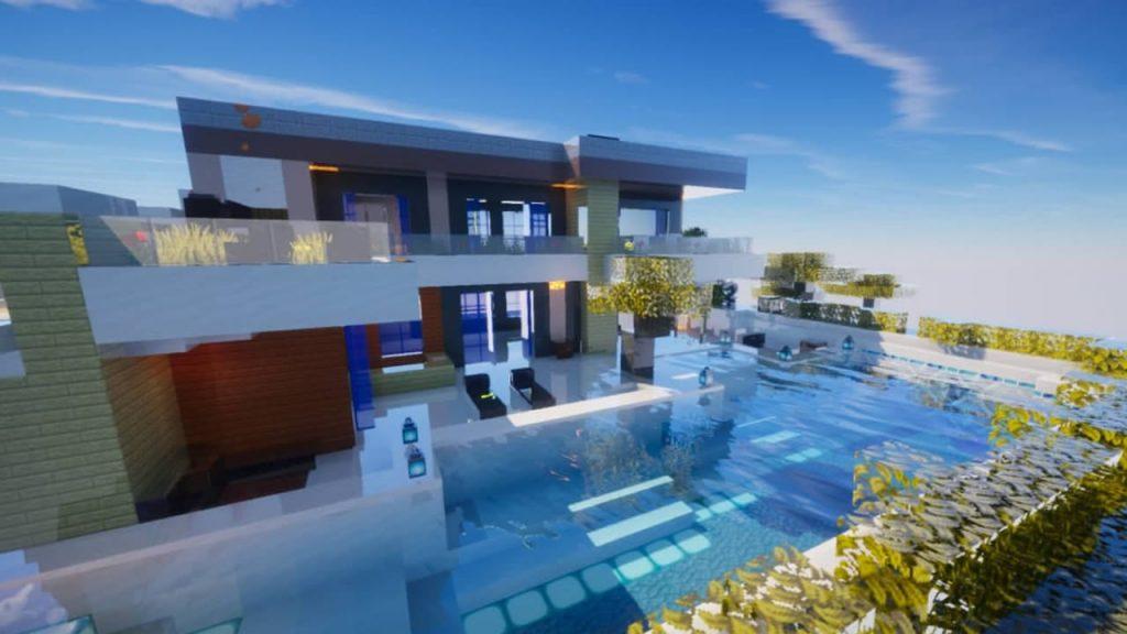 High Tech House Map Screenshot 3