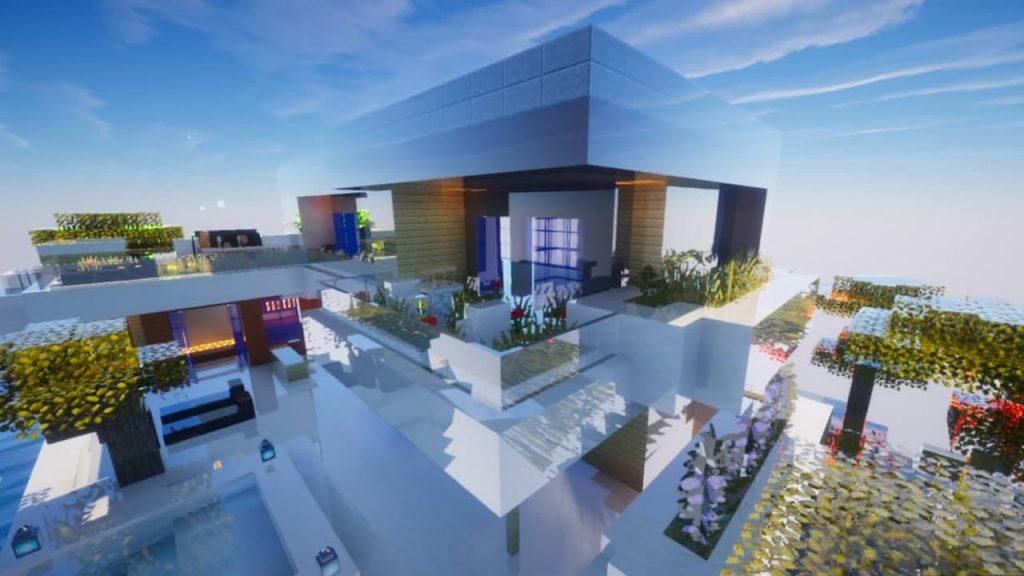 High Tech House Map Screenshot 4