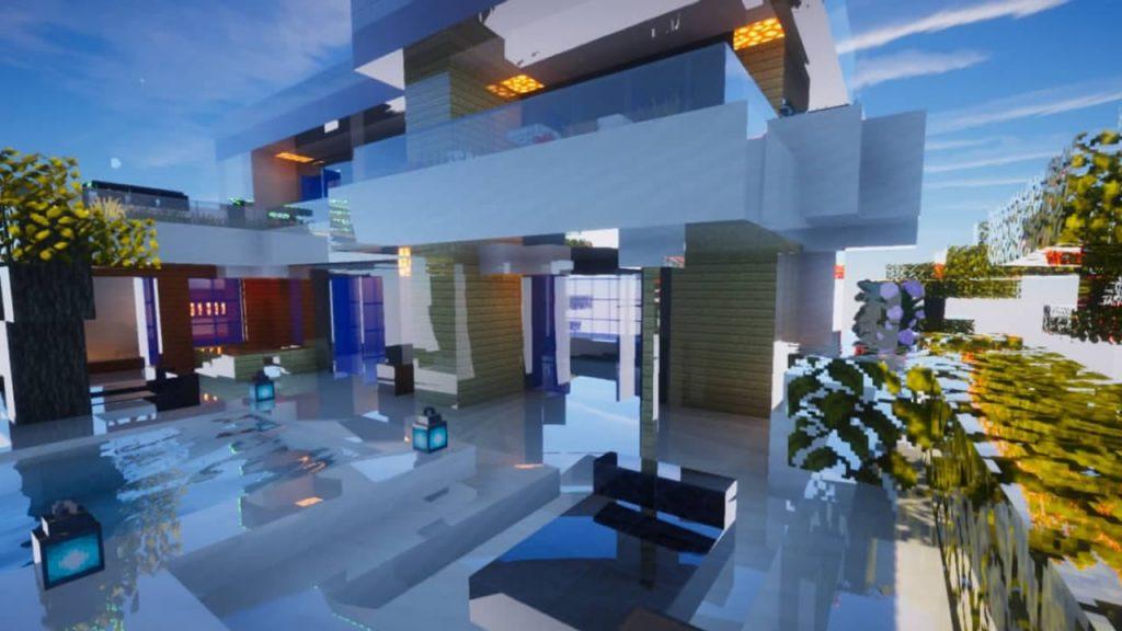 High Tech House Map Screenshot 5