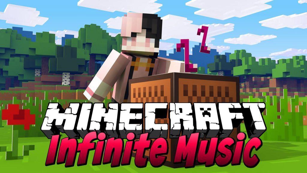 Infinite Music Mod for Minecraft