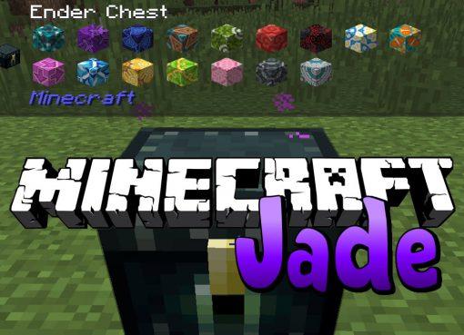 Jade Mod for Minecraft