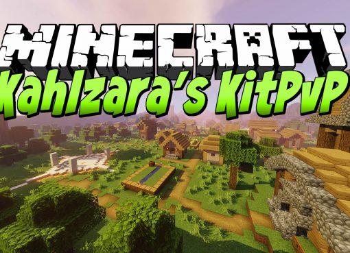 Kahlzara's KitPvP Map for Minecraft