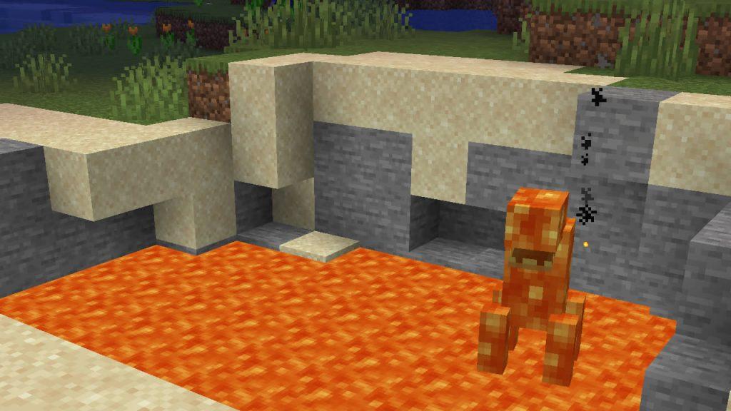 Lava Monsters Mod Screenshot