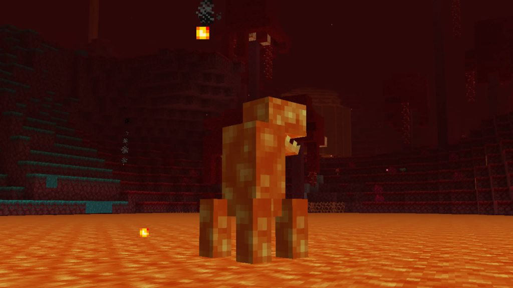 Lava Monsters Mod Screenshot 2