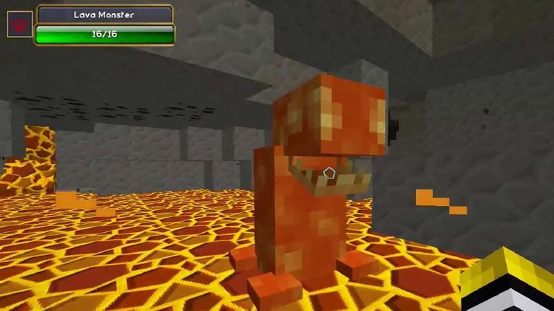 Lava Monsters Mod Screenshot 3