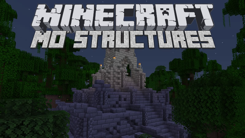 Mo Structures Mod for Minecraft