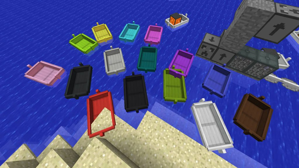 Moar Boats Mod Screenshot 3