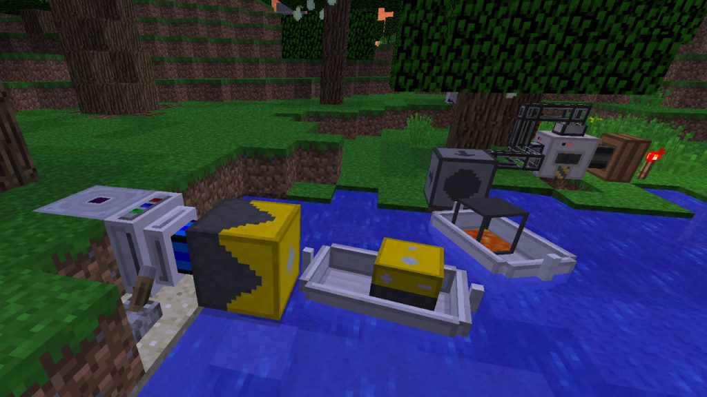 Moar Boats Mod Screenshot 4
