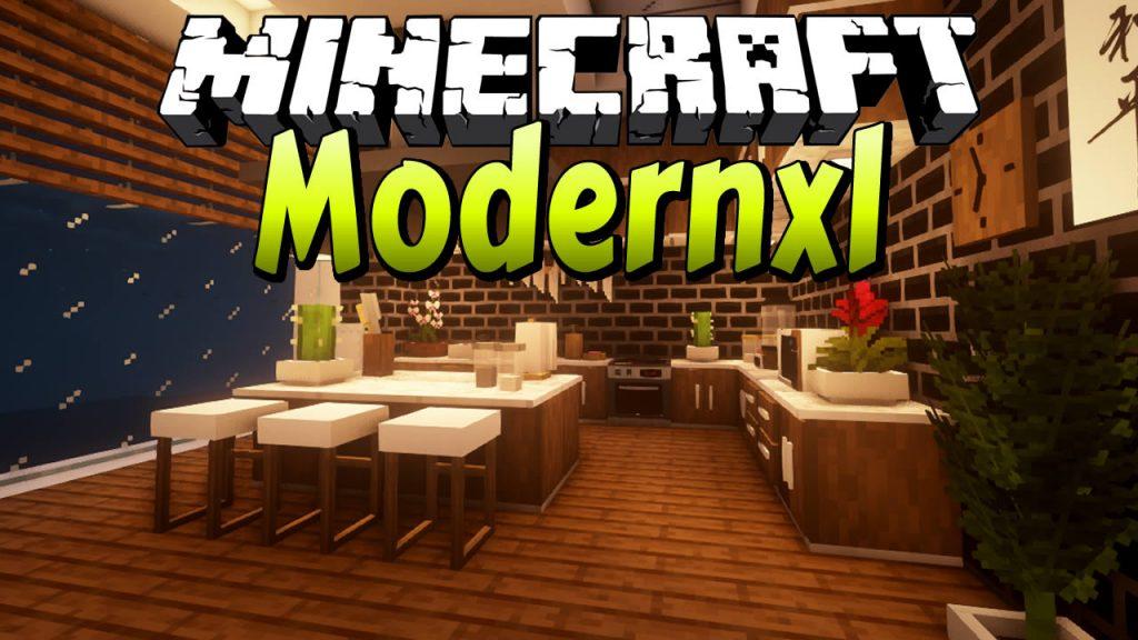 Modernxl Mod for Minecraft